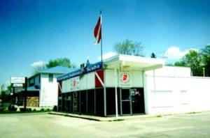 1023 S. Walnut St. - the old Southern Indiana Scuba